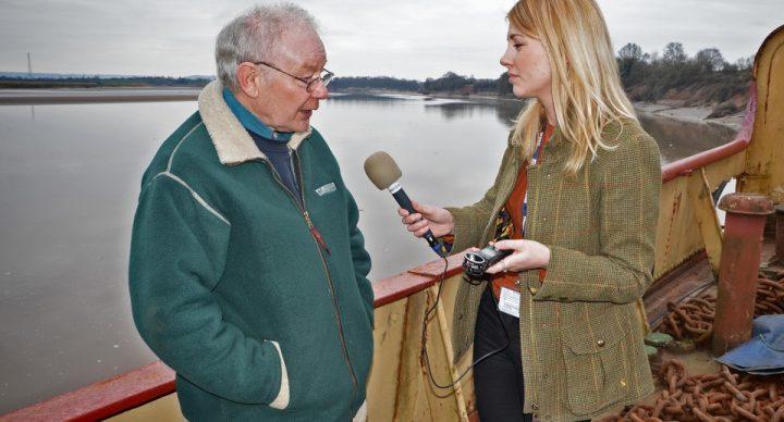 TV and Radio get behind restoration of unique steamship